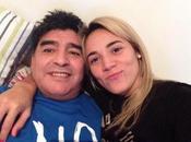 Maradona niega haber agredido exnovia