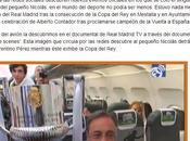 Otra cuelan Marca (Pequeño Nicolás Real Madrid)