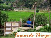 Towards Thimphu!