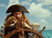Antonio Banderas cocinero pirata nueva película Esponja