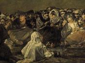 fantasmas Goya. Museo Prado