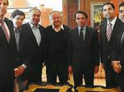 """Aznar, """"Ese Comisionista"""", Chile"""