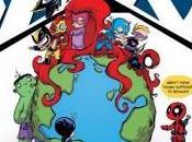 Avengers X-Men fiesta Marvel Comics para verano 2015