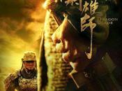 nuevos pósters dragon blade (tian jiang xiong shi)