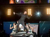 Ricky martin ovacionado 100,000 personas pasado semana conciertos chile argentina