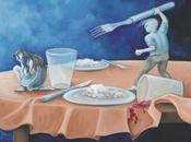 Ilustración violencia contra mujer