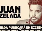 Nuevo disco gira española Juan Zelada