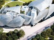 Fundación Louis Vuitton París, Frank Gehry