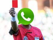 Puedes expulsado Whatsapp