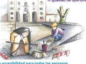 """Concurso """"Teresa llaves. Nueve puertas, nueve llaves"""" Cartel IMPORTANCIA INVERTIR ACCESIBILIDAD. Ayuntamiento Ávila"""
