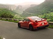 montaña, fresher 350Z: Rumbo Tavertet
