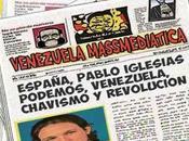 España, Podemos, Pablo Iglesias, Venezuela chavismo