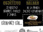 Sushi ibérico Salsa Pedro Ximénez pasas Reto Salsas Asturianas