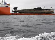 Desmantelamiento submarinos nucleares rusos