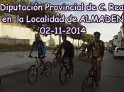 Video: Ruta Cicloturista Diputación Ciudad Real Almadén 2014