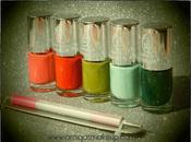 Colour Crush Nail-Art mano Body Shop.