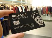 "marca moda regala ""black cards"" clientes"