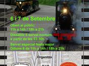 Circulación tren parque Cataluña Sabadell