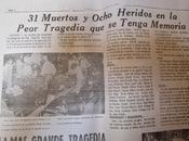 Nómina deportistas fallecidos accidente, caer viajaban estero Chimbarongo, diciembre 1972, Curicó, Chile
