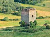 Torres medievales casas torre norte Palencia