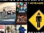 Estrenos Semana Noviembre 2014 Podcast Scanners