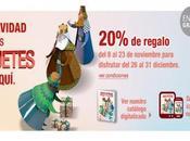 Descuento compra juguetes Corte Inglés