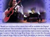 """ROGER HODGSON: Adelantos """"Classics Live"""" descarga gratuita"""