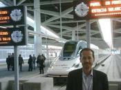 Primer viaje pasajeros Madrid-Valencia