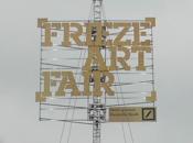 Frieze fair 2010