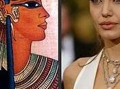 Angelina jolie sera cleopatra mano james cameron