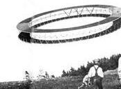 Bell Kite Project Cometa gigante inspirada modelos históricos Alexander Graham Bell)
