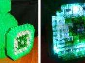 bateria Green Lantern, legolizada