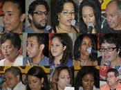 mujeres brillaron 2do. Encuentro Poetas (Santo Domingo)