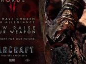 Afiche película Warcraft