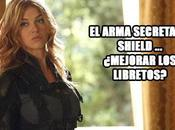 Entre SHIELD, Flash ciudad Gotham