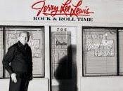 ROCK ROLL TIME Jerry Lewis, 2014. Crítica álbum. Reseña. Review.