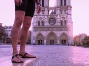 Paris Running parte): Notre Dame Louvre otros bulevares