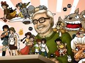 estilo Hayao Miyazaki