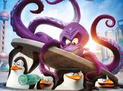 """Nuevo póster francés """"los pingüinos madagascar"""""""