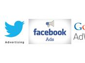 Promocion pago Internet libro: Twitter Ads, Anuncios Facebook Google Adwords