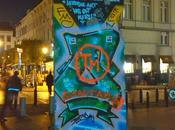 muro Berlín también presente Bruselas