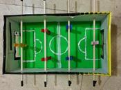 Heartmade Molón: Futbolín materiales reciclados