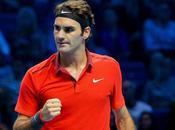 Roger Federer Nishikori Vivo, Masters Londres