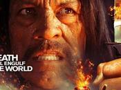 Tráiler, afiche imágenes #TheBurningDead (#VolcanoZombies)