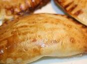 Empanadillas tortilla patatas horno