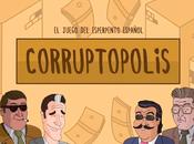 Crean juego sobre corrupción española: Corruptópolis