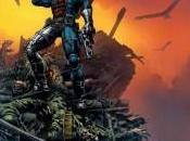 Portada alternativa Mike Deodato para Deathlok