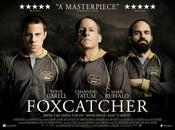 """Nuevo quad póster para reino unido """"foxcatcher"""""""