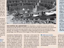 ¿Qué cobran parlamentarios españoles?