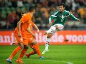 México derrota Holanda visitante